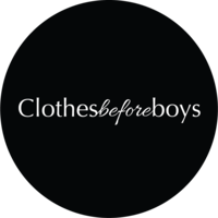 Clothes before boys